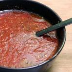 Sauce tomate pour pizza